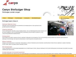 Canyo Webwinkel