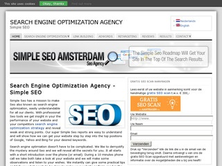 Simple Seo Belgie